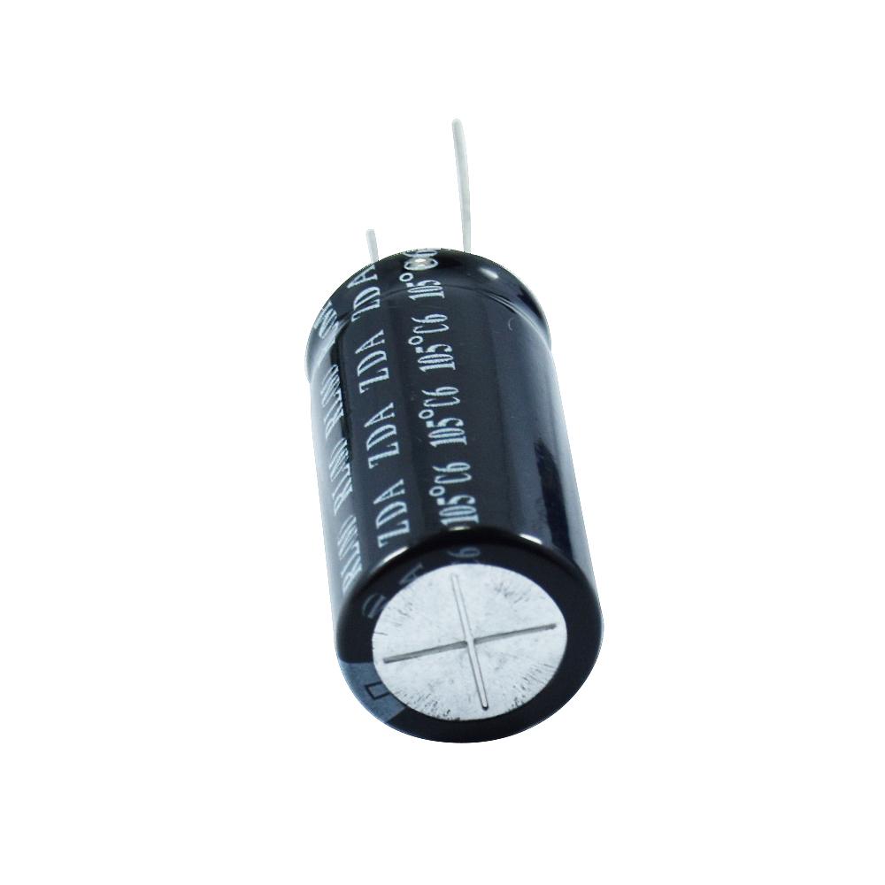 电解电容ECR1CBK222M1E125025 CD263系列