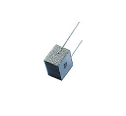 塑料外壳金属化聚酯膜叠片电容器